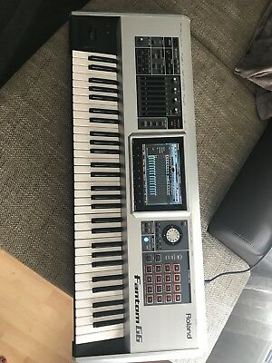 Roland Fantom-G6 Live-Workstation