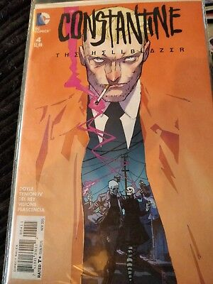 Constantine comic #4 DC the hellblazer