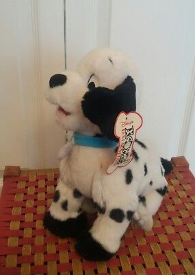 Disney 101 Dalmations Applause Plush With Tag
