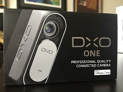 DxO One 20.2MP Digital Camera with Wi-Fi - Designed for iOS Devices