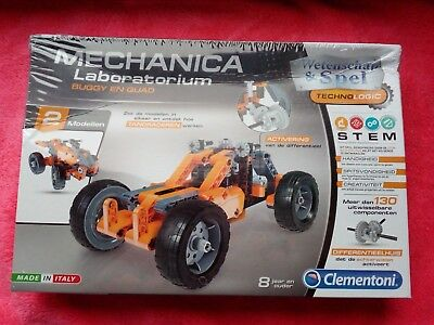 Mechanica Laboratorium Buggy En Quad  (New / Nieuw  In Package)