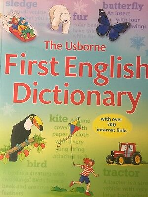 First English Dictionary by Rachel Wardley, Jane M. Bingham (Paperback, 2012)