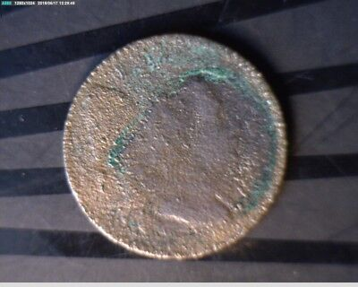 1794 large cent Rare S-39 Badly corroded dug coin,  - lower price