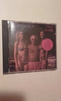Dinosaur Jr ‎– Out There. CD, Single, CD2 (1993)
