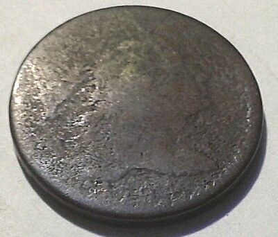 Usa 1794 Liberty Cap Flowing Hair Large Cent (Lettered Edge)