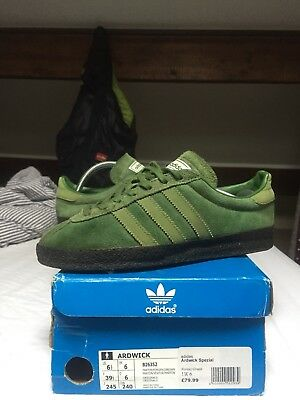 separation shoes 2c839 3dd8b Adidas Ardwick Size 6 Rare 1500 made