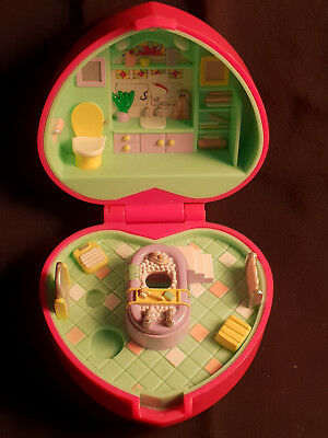 Polly Pocket Bluebird - 1991 - Bathtime Fun