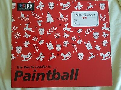 Paintball Tickets for 12 people with 1200 Paid Paintballs!!!