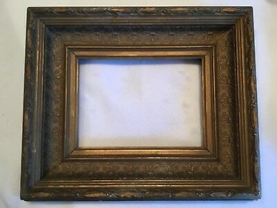 *NO RES* Nice Antique Picture Frame for Small Hudson River School Oil Painting