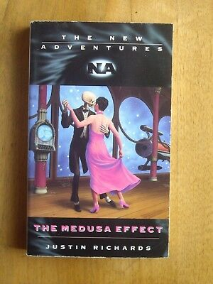 Doctor Who The Medusa Touch, Bernice Summerfield New Adventures (NA),Virgin book
