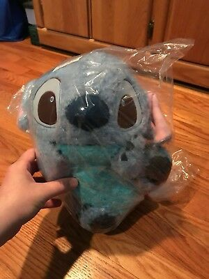 NWT Cute Stitch BIG Plush Sega Fun Fan Amuse Prize Disney Japan