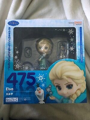 Nendoroid Elsa Frozen Disney Princess Figure From Japan