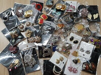 Mixed Bulk Lots Earring 50pcs Some Names
