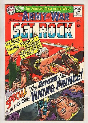 Our Army At War #162 (VF/NM) (1966, DC) Kubert Sgt. Rock!