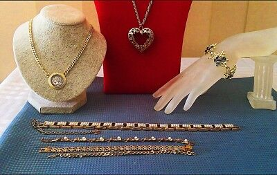 Vintage Antique Jewellery Bulk Lot Emma Page Sarahcov