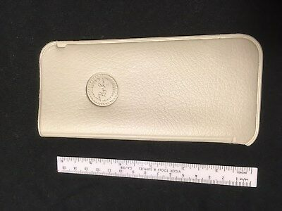 Vintage New Old Stock Ray-Ban Bausch & Lomb Slip In Eyeglass Case