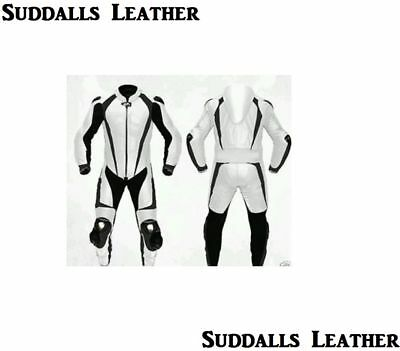 Road Mast Motorcycle Leather Suit 1 PC/2 PC CE Approved Protections High Quality