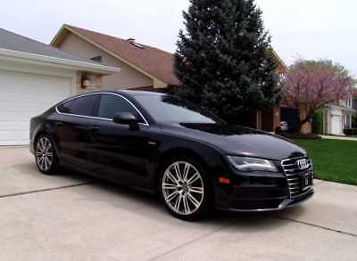 "2013 Audi A7 PRESTIGE AWD █Nicest Supercharged S-Line Quattro /w 20""Sport Pkg~LED~NAV~DVD~CALL 2 BUY NOW!█"
