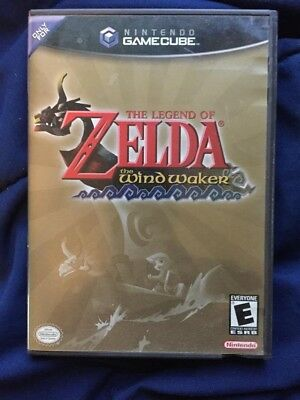 Nintendo GameCube - Legend of Zelda: The Wind Waker