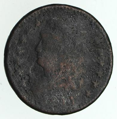 1811 Classic Head Half Cent - Circulated *4675