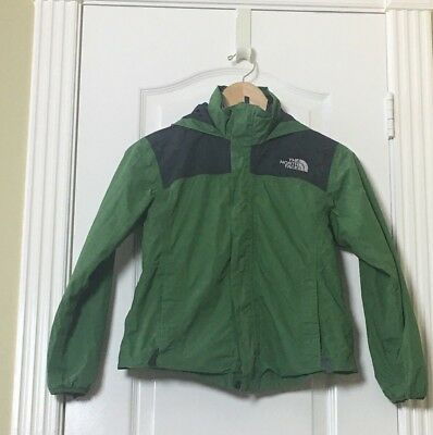 The North Face HyVent Jacket with hood Boys M