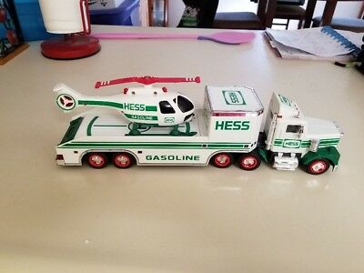 2006 Multi Hess Toy Truck and Helicopter