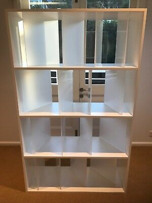 AS NEW Sundial Bookshelf by Nendo for Kartell from Space Furniture - MOSMAN (x2)