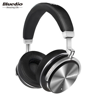 Bluedio T4S Active Noise Cancelling Wireless Bluetooth Headphones wireless Heads