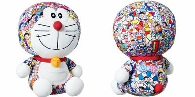 Doraemon x MURAKAMI Uniqlo plush toy FREE Shipping for US