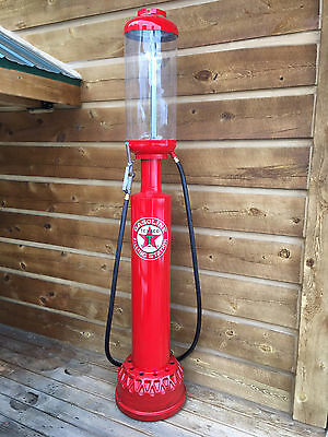 Antique Visible Gas Pump PLANS! Red Crown Shell Mobilgas Gulf Sky Chief Texaco