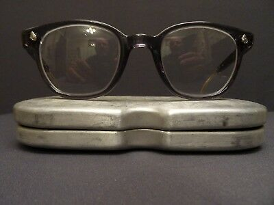cdd2f47674 Vintage 60S American Optical Ao Sunglass Goggle Motorcycle Safety Glasses  Usa