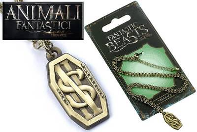 Jm2256786Fantastic Beasts Scamander Necklace