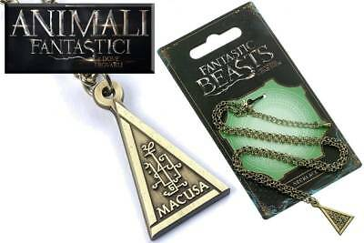 Jm2256783Fantastic Beasts Macusa Necklace