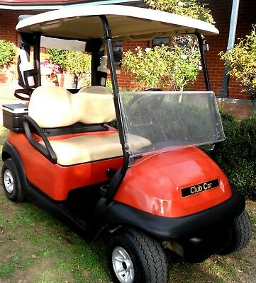 2014 Club Car PRECEDENT 48V Electric Golf Cart  - New Batteries recently fitted