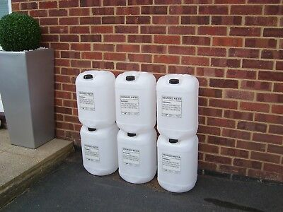 25 Litre Drums,veg Oil,clean Water,camping,fuel Etc.many Available,£3 Each.
