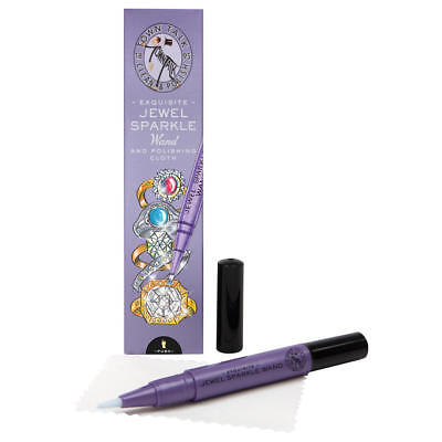 Town Talk Exquisite Jewel Sparkle Wand and Polishing Cloth