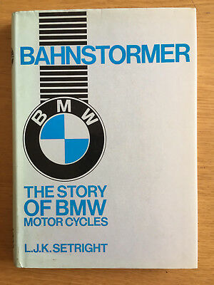 Bmw - 'bahnstormer - The Story Of Bmw Motorcycles'