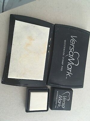 embossing powder set With Inks