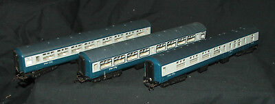 Hornby Intercity 125 Carriages, M14052, & 2 x M5120 - OO Gauge