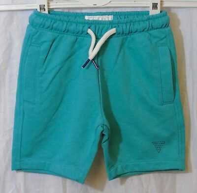 Boys Next Green Elasticated Waist Comfy Jersey Jogger Shorts Age 3 Years