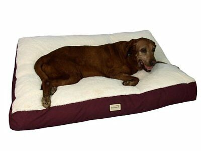Armarkat Pet Bed Mat 49-Inch by 35-Inch by 8-Inch M02HJH/MB-Extra Large, Ivory
