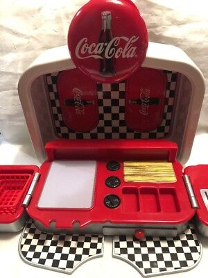 VINTAGE Coca-Cola Boppin' Diner by Polar World 1998