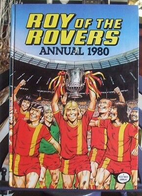 Roy of the Rovers 1980