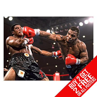 A3 SIZE BUY 2 GET ANY 2 FREE MARVIN HAGLER VS THOMAS HEARNS BOXING POSTER A4
