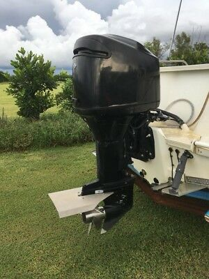 Mercury Optimax 150hp Xlong Comes With Controls And Gauges