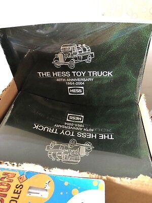 Hess 40th Anniversary Toy Truck Book