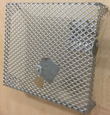 New!!!! Metal Beekeeping Queen Introduction Quintrex Cage, Free  P&P