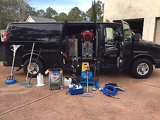 Truckmount Carpet Cleaning system