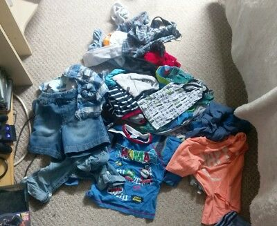 Lovely Bundle Of Boys Clothes newborn to 3 years old