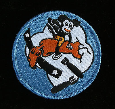 349Th Bomb Squadron 100Th Bomb Group H Hat Patch Us 8Th Air Force Pin Up Afb